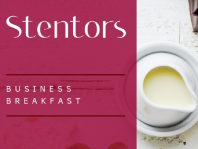 Stentors Business Breakfast 11/2018